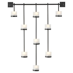 tealight wall sconces