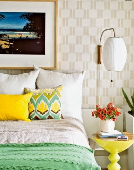 Wallpaper ideas modern wallpapers wallpapers in bedrooms for Wallpaper for wall behind bed