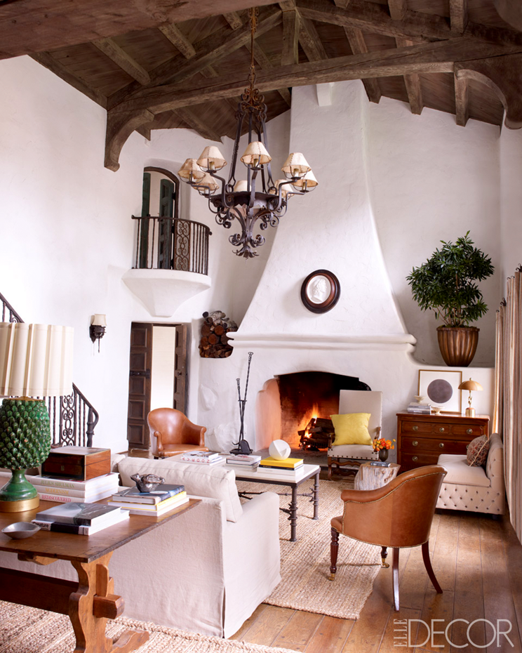 Interior Spanish Style Homes: Spanish Style Interiors