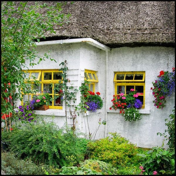 Beautiful Ireland Cottages Www Imgkid Com The Image