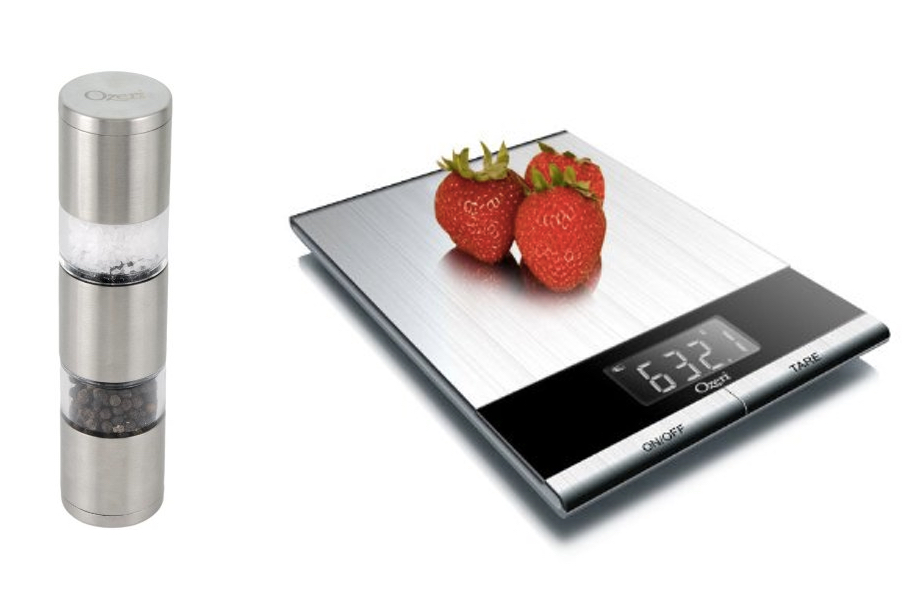 Ozeri Ultra Thin Professional Digital Kitchen Food Scale Review